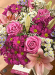 Amethyst Birthday Bouquets