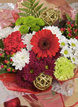 Festive Fun Bouquet - Free UK delivery