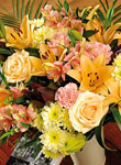 Sparkling Champagne Arrangement - Free UK delivery