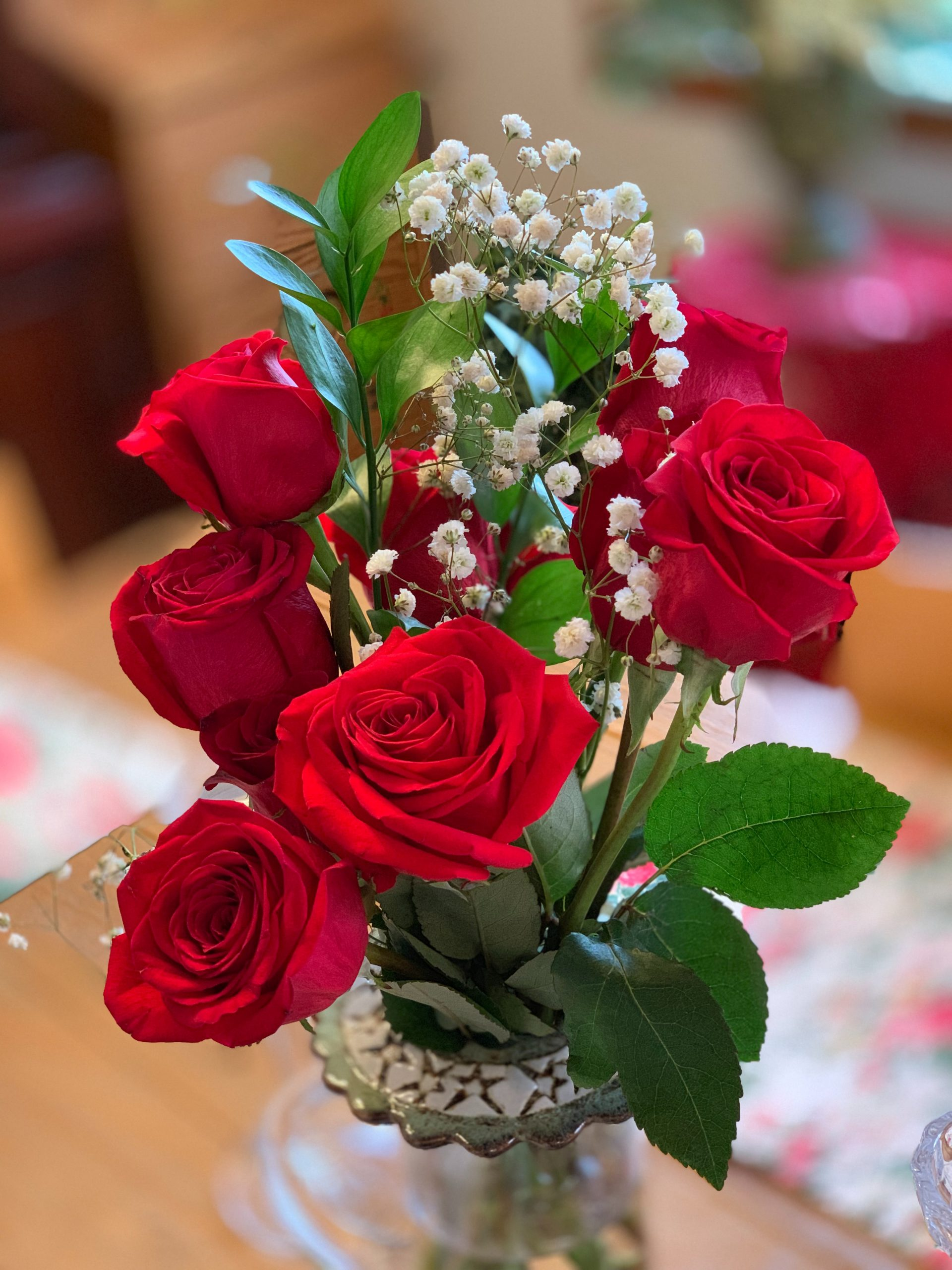 Beaultiful Flowers Delivered by Post