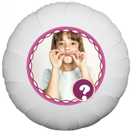 PRODUCT BALLOONS Birthday Age Female Balloon image