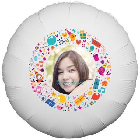 PRODUCT BALLOONS Birthday Illustrations Photo Balloon image