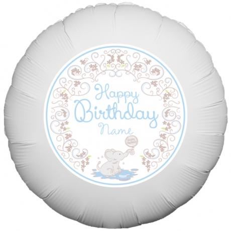 PRODUCT BALLOONS Elephant Birthday Balloon image