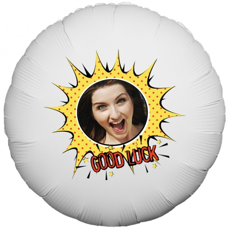 PRODUCT BALLOONS Fun Good Luck Balloon image