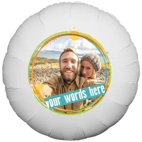 PRODUCT BALLOONS General Message Photo Balloon image