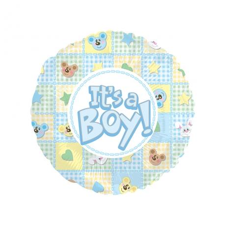 Its a Boy! Helium Balloon
