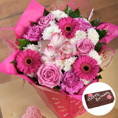 PRODUCT FLOWERS Birthday Gift For Her image