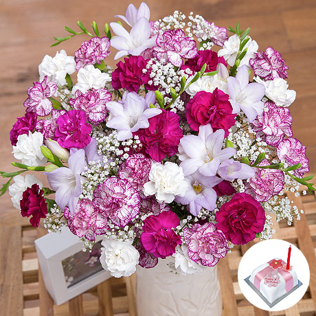 PRODUCT FLOWERS Happy Birthday Gift image