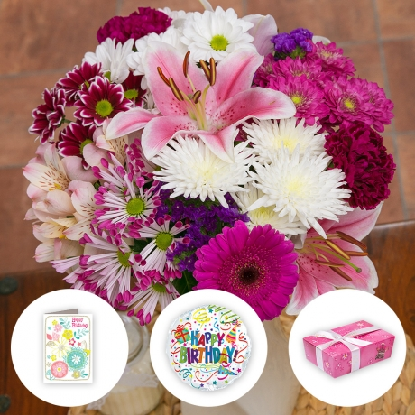 Which flowers are my birth month flowers?