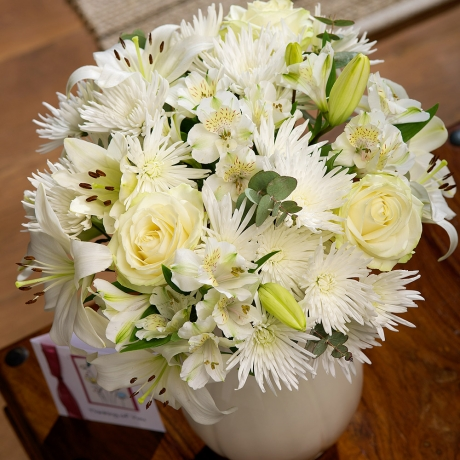 PRODUCT FLOWERS Mont Blanc image