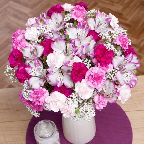 PRODUCT FLOWERS Mystique Pink Large image