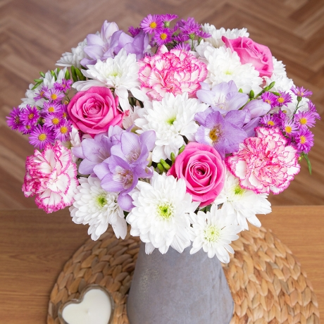 PRODUCT FLOWERS Pastel Charm image