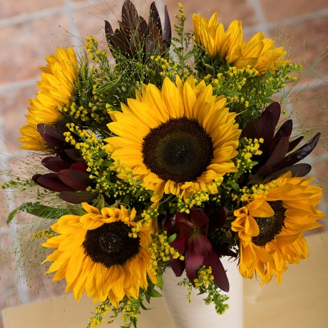 PRODUCT FLOWERS Sunflower Meadow image