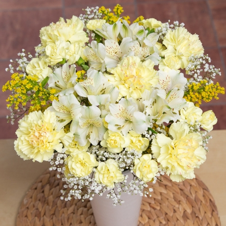 PRODUCT FLOWERS Sunshine Bouquet new L image