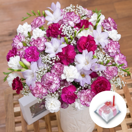 PRODUCT FLOWERS Happy Birthday Gift Large image