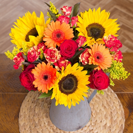 PRODUCT FLOWERS Amber Delight image