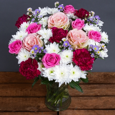 PRODUCT FLOWERS Luxury Magenta Moment image