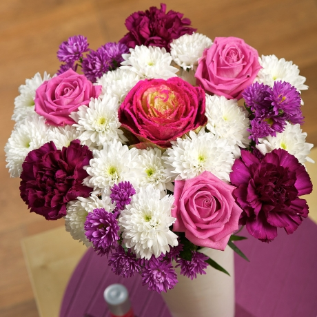 PRODUCT FLOWERS Magenta Moment image