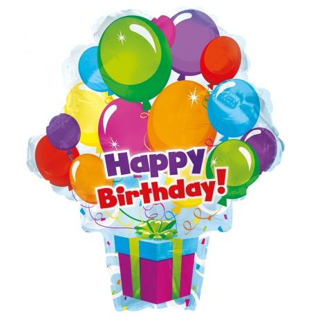 PRODUCT BALLOONS Birthday Balloon Surprise image