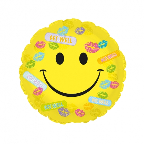PRODUCT BALLOONS Get Well Band Aid Balloon image