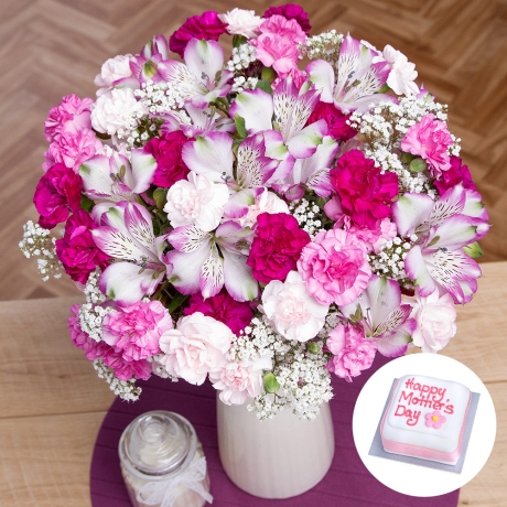 PRODUCT FLOWERS Happy Mothers Day Gift Large image