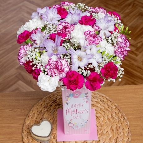 PRODUCT FLOWERS Mums Charm Gift image