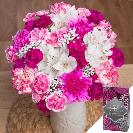 PRODUCT FLOWERS Thank You Mum Gift Large image