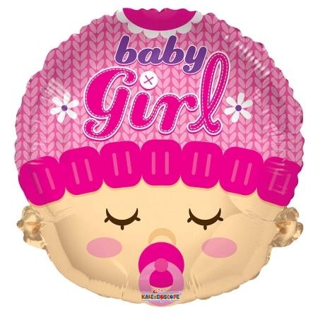 PRODUCT BALLOONS Baby Girl Balloon image