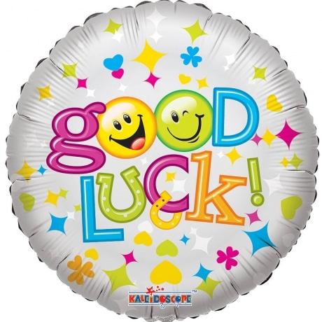 PRODUCT BALLOONS Good Luck Smiles Balloon image