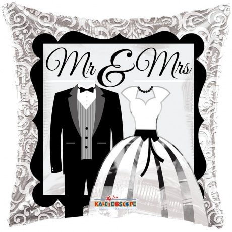 PRODUCT BALLOONS Mr and Mrs Balloon image