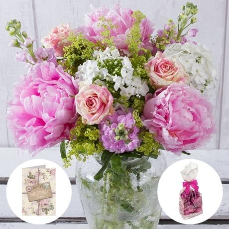 PRODUCT FLOWERS Luxury Birthday Gift image