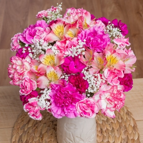 PRODUCT FLOWERS Mystique Pink Large NEW image