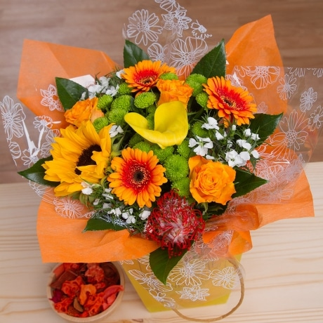 PRODUCT FLOWERS Seville Orange Gift Bag image