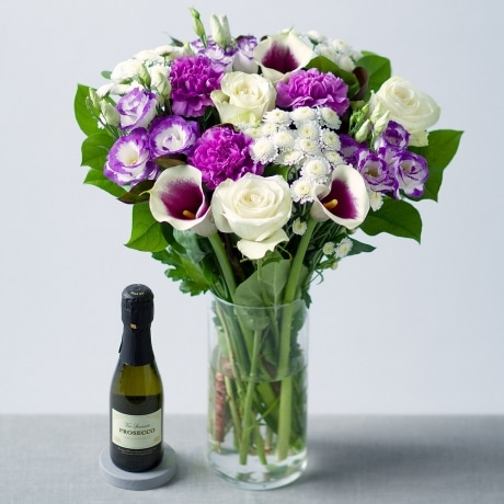PRODUCT FLOWERS Picasso and Prosecco image