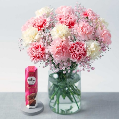 PRODUCT FLOWERS Pink Confetti Gift Set image
