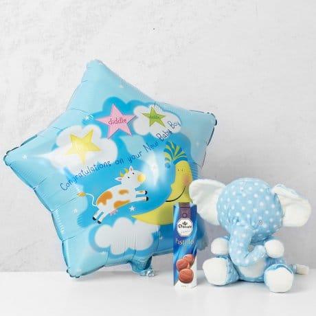 PRODUCT BALLOONS Baby Boy Balloon Gift image