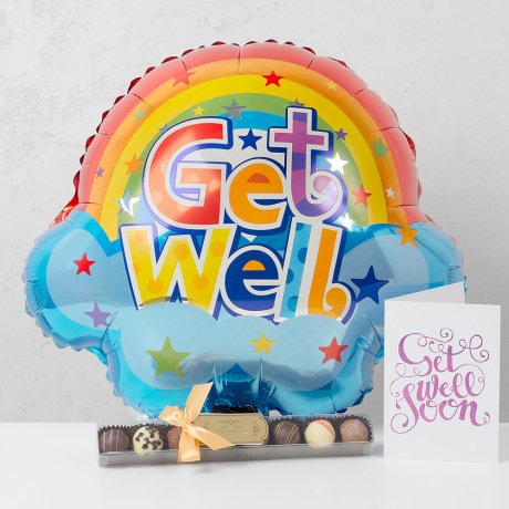 PRODUCT BALLOONS Get Well Balloon Gift image