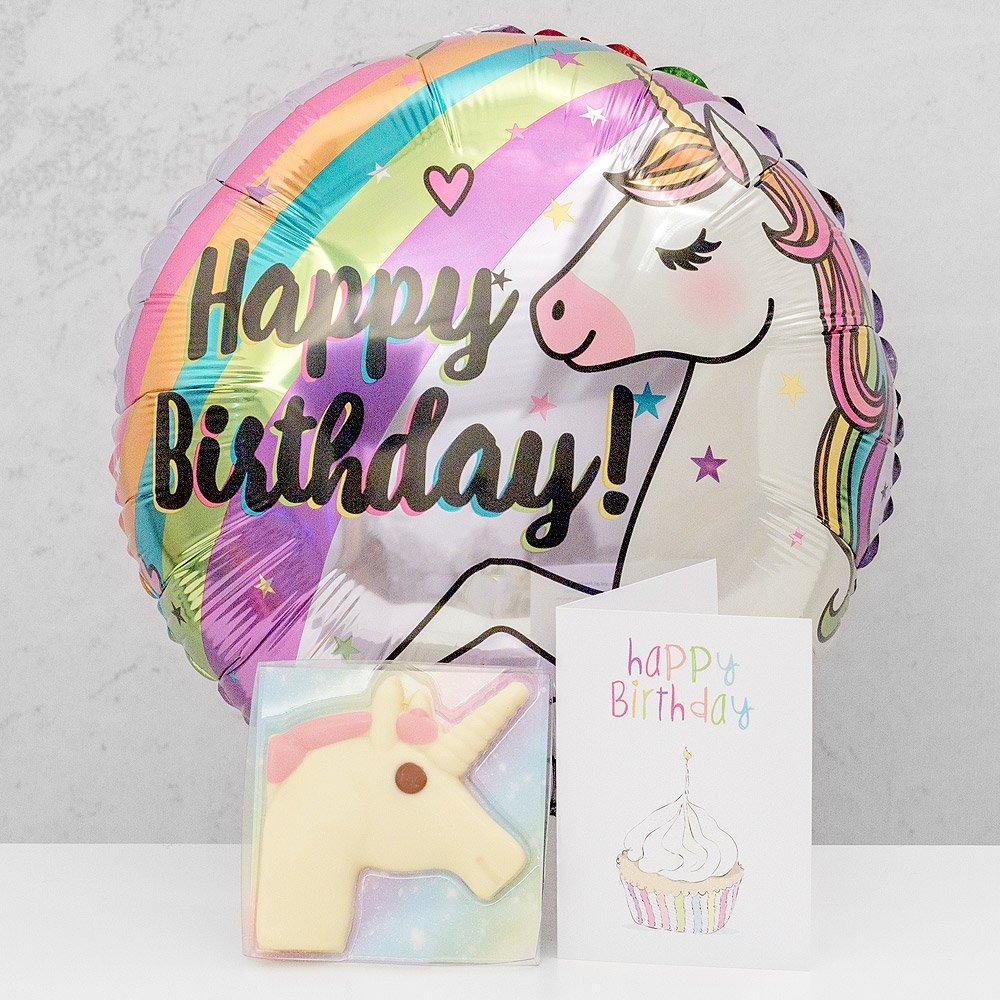 PRODUCT BALLOONS Unicorn Birthday Gift image
