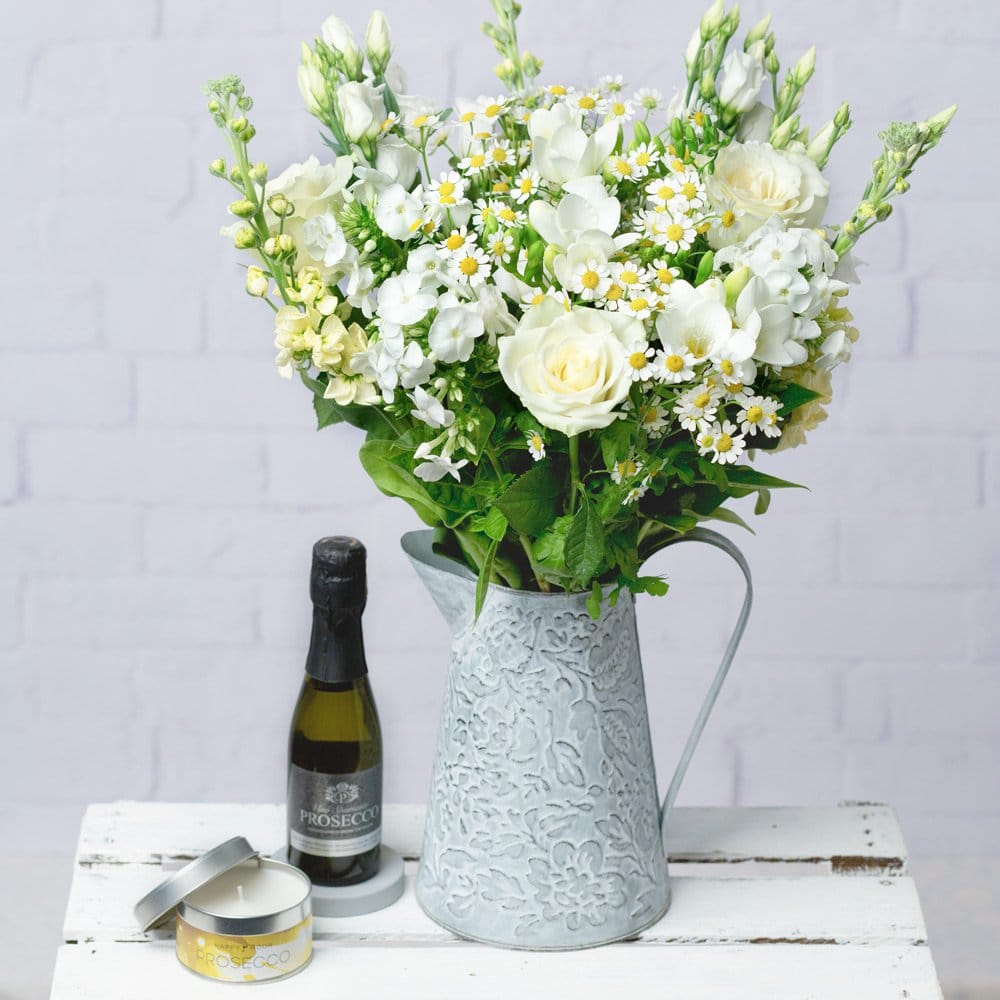 PRODUCT FLOWERS Prosecco Gift Set image