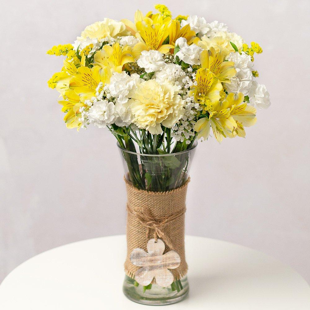 PRODUCT FLOWERS Sunshine Delight Large image