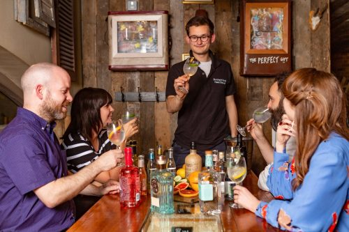 PRODUCT GIFTS Gin Lovers Masterclass for Two image