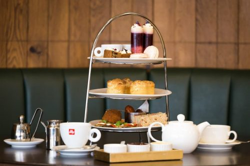 PRODUCT GIFTS Traditional Afternoon Tea for Two image