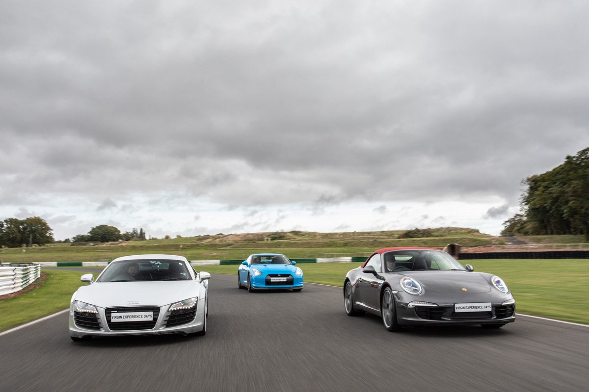 PRODUCT GIFTS Triple Supercar Blast image