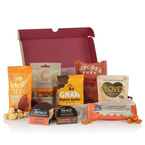 PRODUCT HAMPERS Delectables Letterbox Gift image