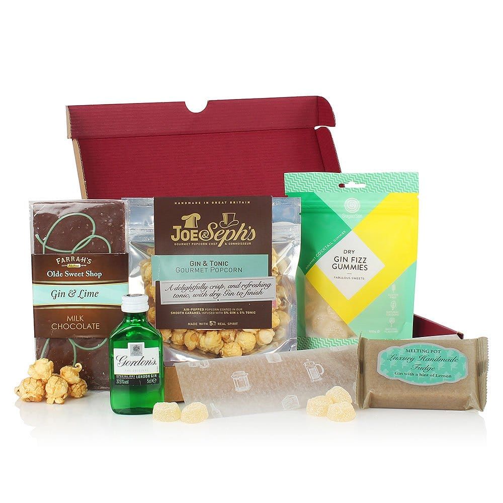 PRODUCT HAMPERS Gin Letterbox Gift image