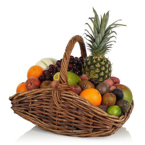 PRODUCT HAMPERS Luxury Fruit Basket image