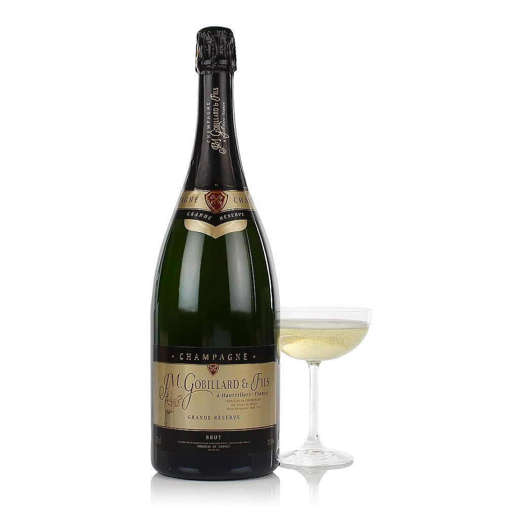 PRODUCT HAMPERS Magnum of Champagne image