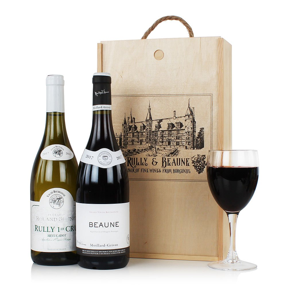 PRODUCT HAMPERS Rully and Beaune Burgundy Duo image
