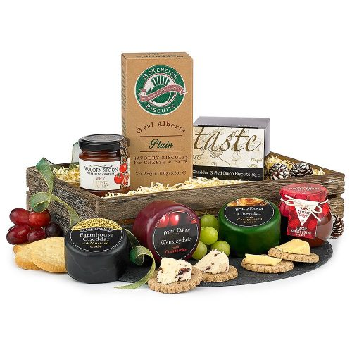 Cheese and Snacks Hamper 3
