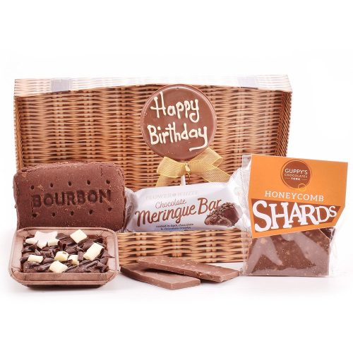 Chocolate Letterbox Birthday Gift 1